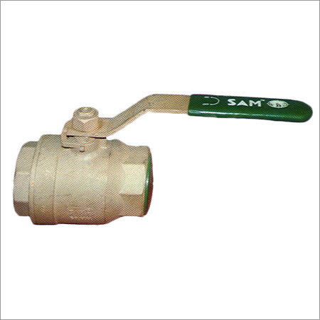 Blowout Proof Stem Ball Valve