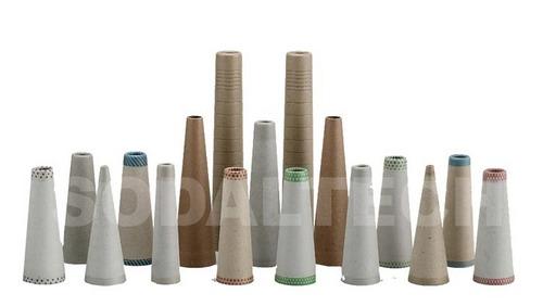 Colored Paper Cones