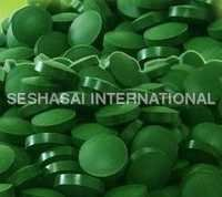 Green Spirulina Tablets