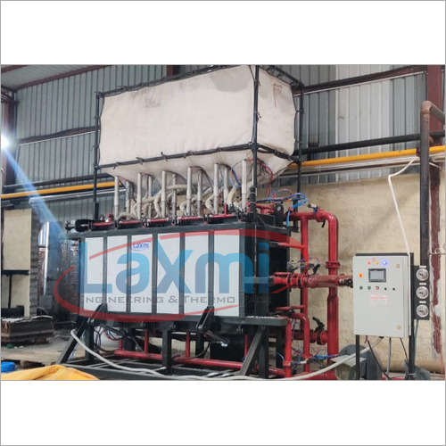 Thermocol  Block Moulding Machine