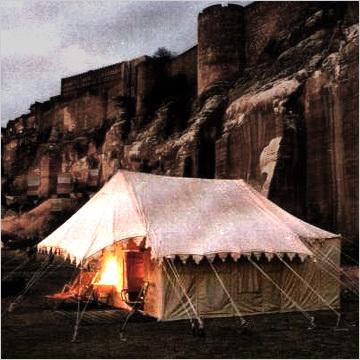 Custom Tent
