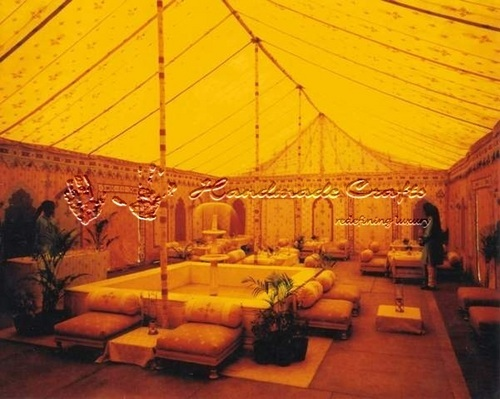 Mughal Marquee Tents
