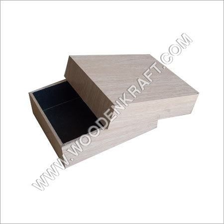 Wooden PVC Box