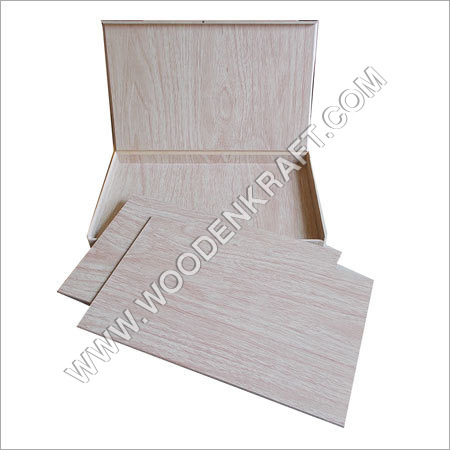 Wedding Wooden Cards
