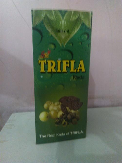 Triphala Kadha Tonic