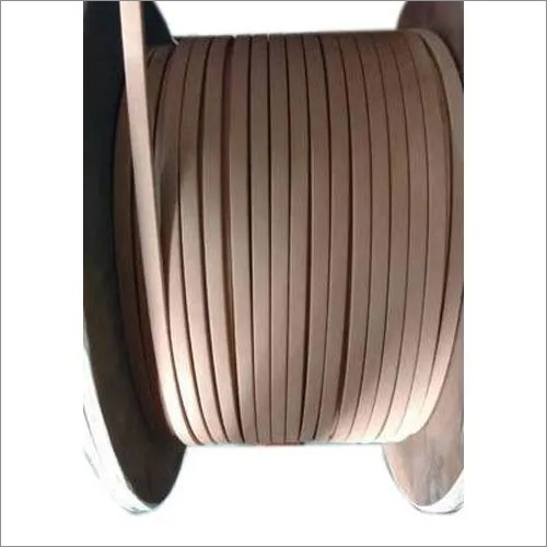 Covered Copper Strip