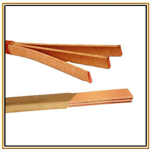 Bunched Copper Strip
