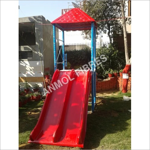 children playways  double slide