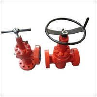 Choke and Gate Valve