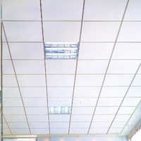 Lay False Ceiling Tiles