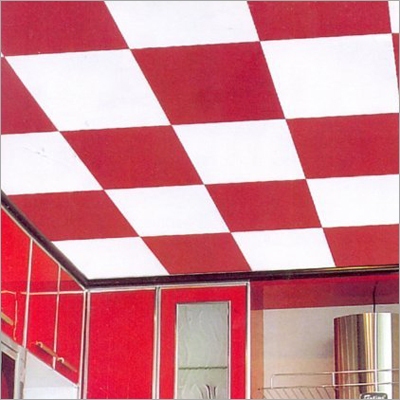 Clip False Ceiling Tiles
