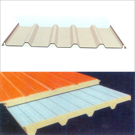 Modular PUF Insulated Panels