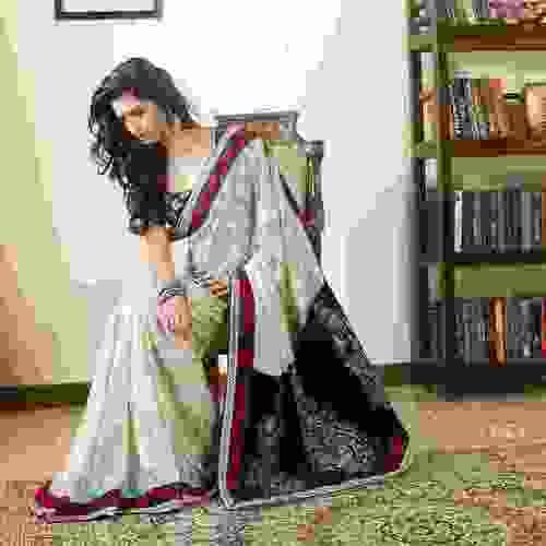 Boutique Wear Saree