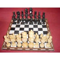 wooden chess set 1