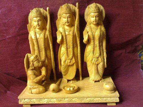 Wooden Ram family