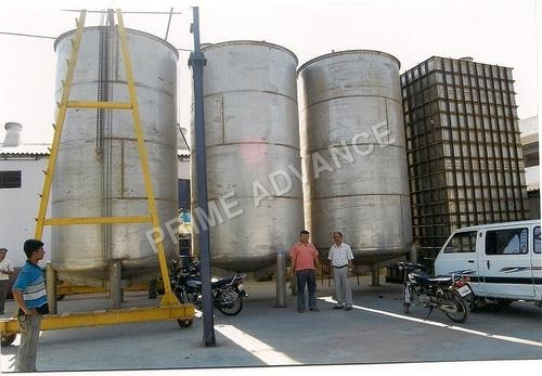SS Stainless Steel Tanks