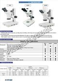 Digital Stereo Zoom Microscope With Inbuilt Camera