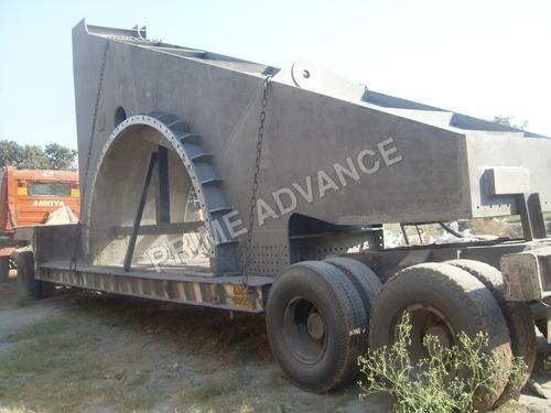 Heavy Structure Sandblasting Service