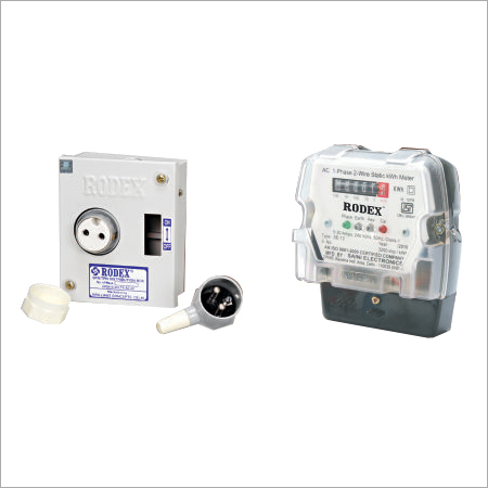 AC PLUG TOP & ENERGY METER