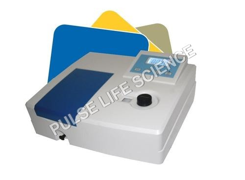 VISIBLE SPECTROPHOTOMETER SINGLE BEAM
