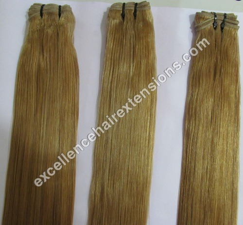 Bleached Hair Extensions