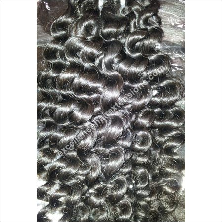 Indian Remy Curly Hair