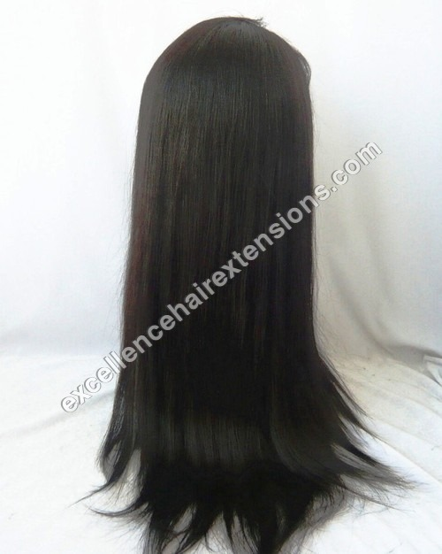 Remy Human Hair Front Lace Wig