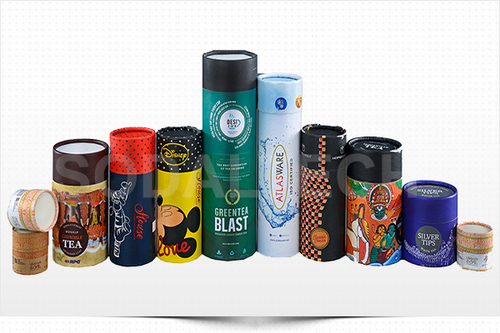 Paper Cans for Packaging Products