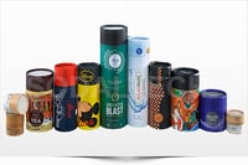 Paper Composite Cans