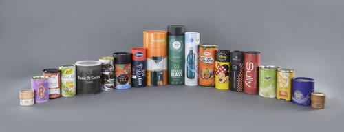 Spiral Wound Paper Cans