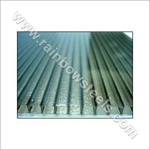 Polycarbonate High Rib Profile Sheet