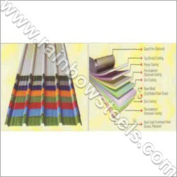 Hi Rib Colour Coated Profile Sheets