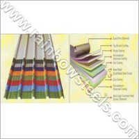 Hi Rib Colour Coated Profile Sheets