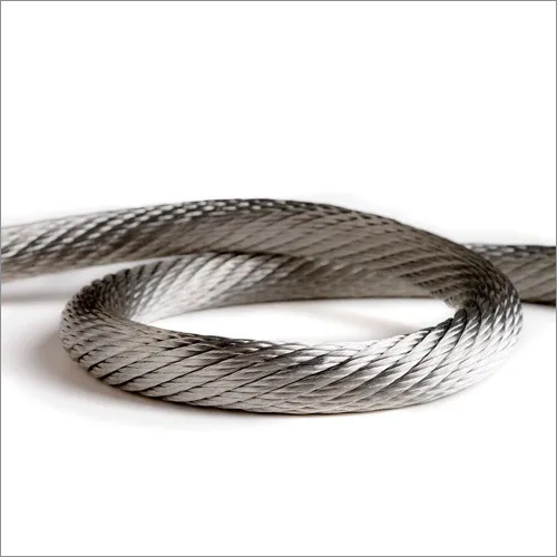 Tin Braided Copper Wire Rope