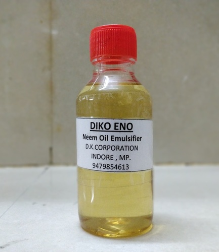 EMULSIFIER FOR NEEM OIL DIKO ENO