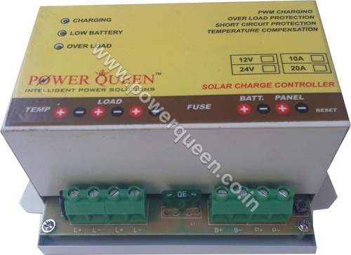 24V/20A SOLAR CHARGE CONTROLLER