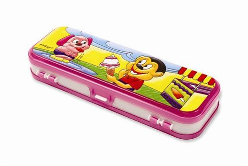 Cartoon Pencil Box