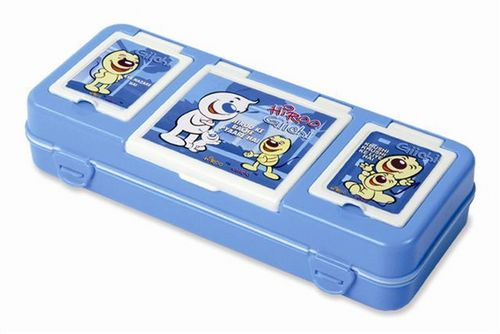Blue Pencil Box