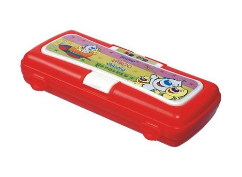 Red Pencil Box