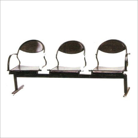 Three Seater Reception Chair