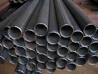 ERW Black Pipes