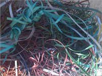 Plastic Strap Waste