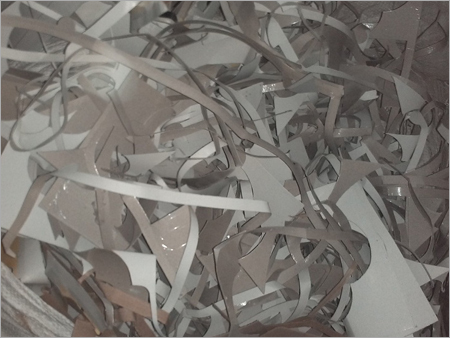 Laminated Duplex Paper Cutting Waste