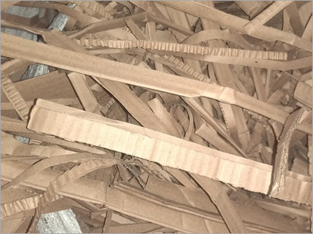 Corrugated Paper Cutting Waste