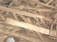 Corrugated Paper Cutting Waste