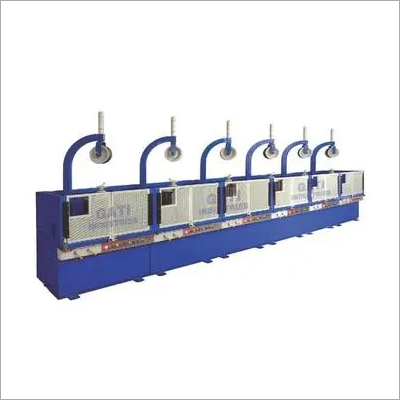 Multiwire Drawing Machine