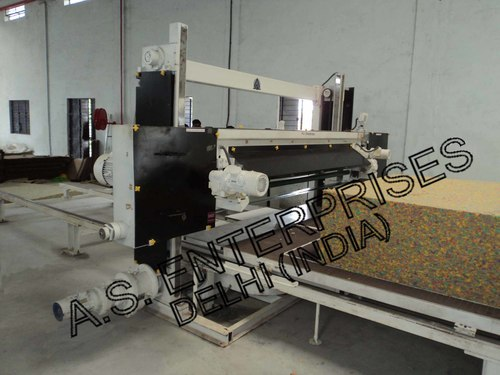 Horizontal Foam Cutting Machine