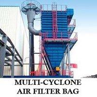 Multi Cyclone Air Filter Bag
