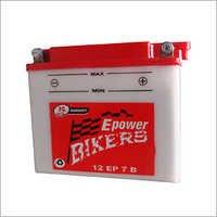 Two Wheeler Bike Battery