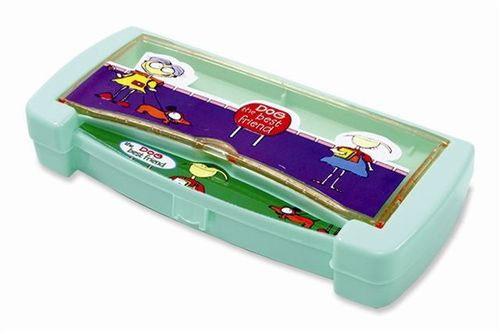 Green Pencil Box